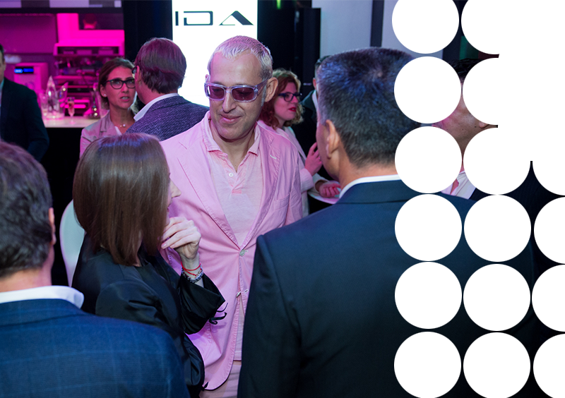 Evenimente Design Club by IDA Design - imagine de la eveniment cu Karim Rashid