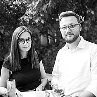 Radu Caradim & Cristina Ionescu