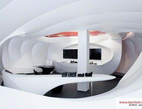 Proiect cu Barrisol: Vodafone Franta